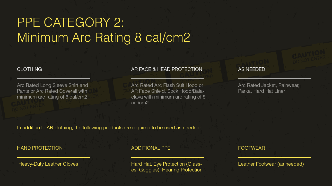 arc-flash-ppe-category-2