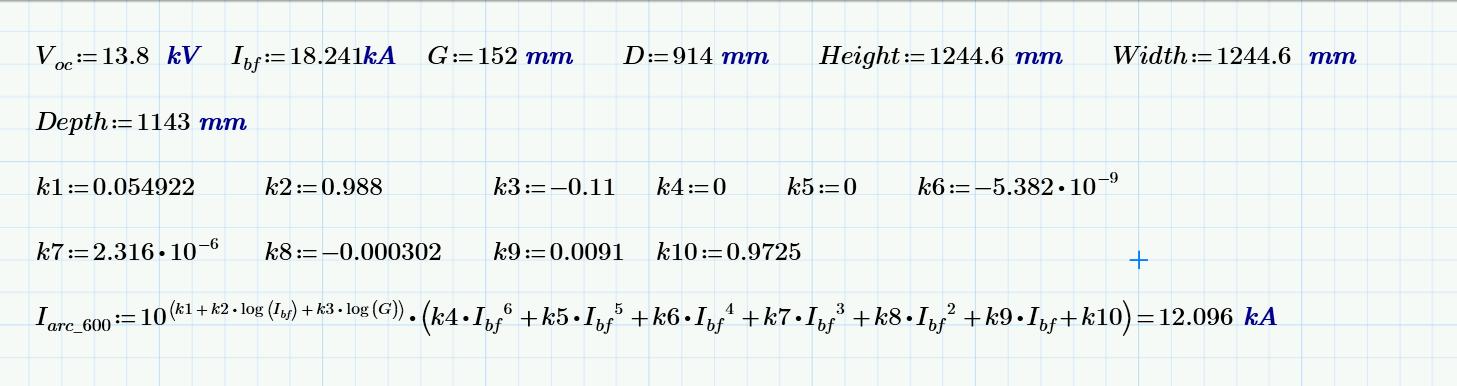arc-fault-calculation-at-600-volts