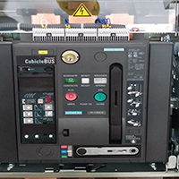 Siemens WL II 2500N air circuit breaker
