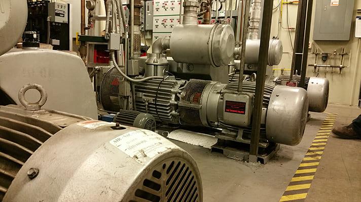 motor industrial power system