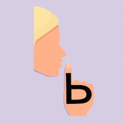 Russian alphabet soft sign