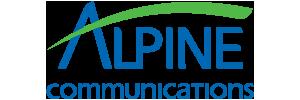 Alpine logo cf