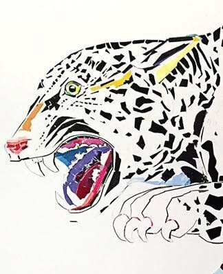 "Tom Cocotos' ""Jaguar"" to Be Featured At Feline-Themed Show"