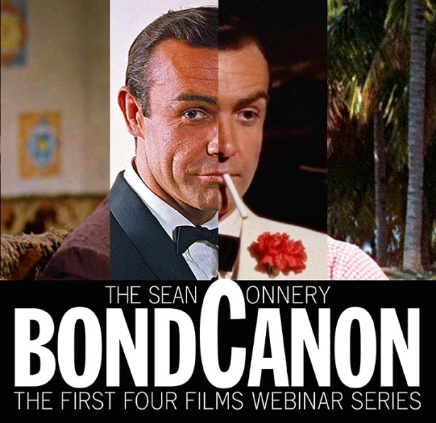 THE SEAN CONNERY BOND CANON: THE FIRST FOUR FILMS