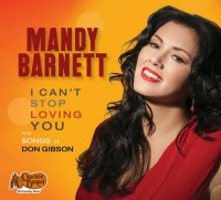 Mandy Barnett's I Can't Stopy Loving You