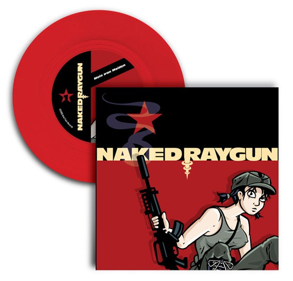 new NAKED RAYGUN series from Supercorn/Hot Funk