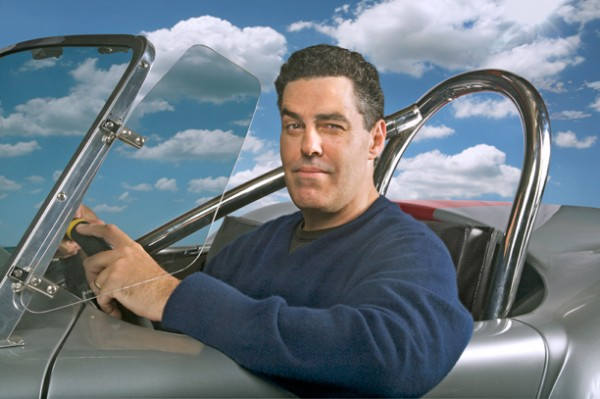John Eder shoots Adam Carolla For The Village Voice