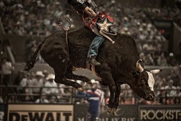 Andy Mahr shoots for PBR
