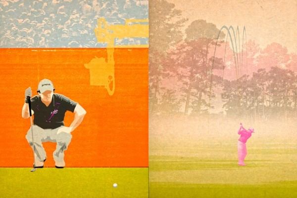 "Eddie Guy's Golf Digest Special ""Masters"" Issue"