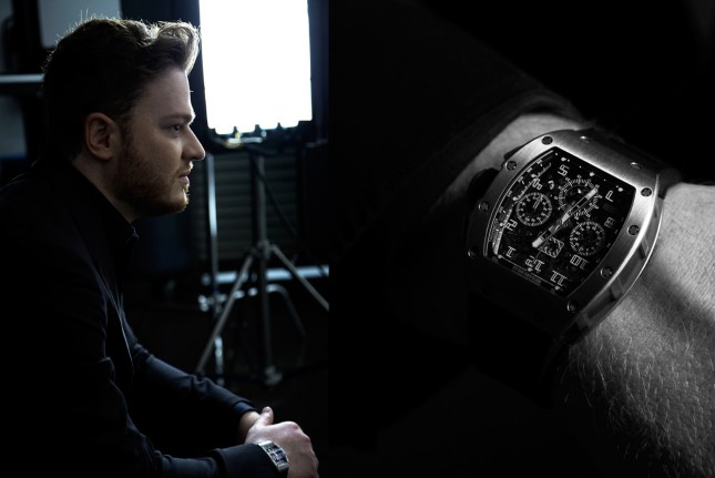 Ken Sax Photographs for Westime Watches