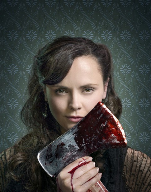 "Jim Fiscus Shoots Key Art for ""The Lizzie Borden Chronicles"""