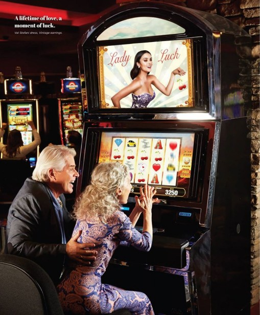 Bonnie Holland for Chumash Casino Resort
