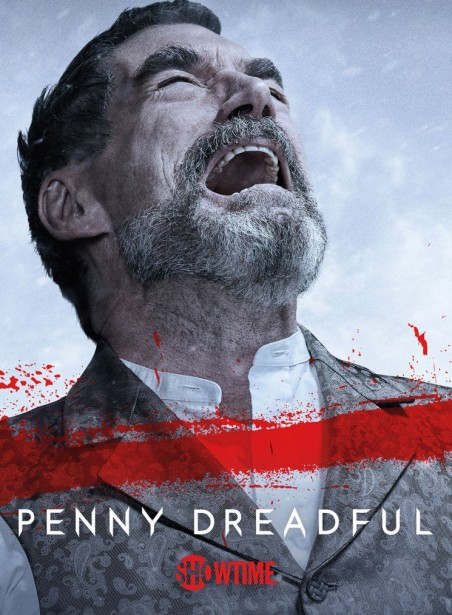 Dramatic Key Art For Showtime's Penny Dreadful