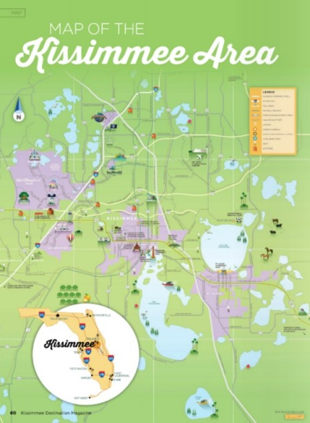 Teresanne Russell's Tour of Kissimmee