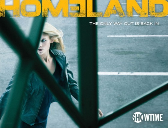 "Fiscus Shoots Key Art For The New Season Of ""Homeland"""