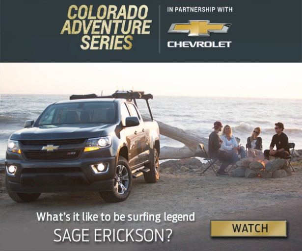 Art Brewer for Chevy Colorado Adventure Series