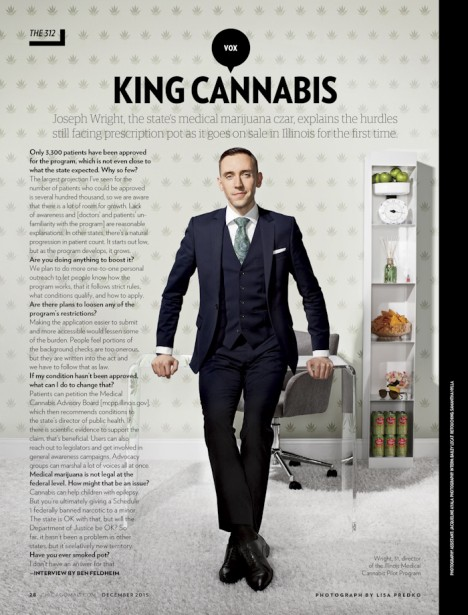 Lisa Predko Photographs King Cannabis