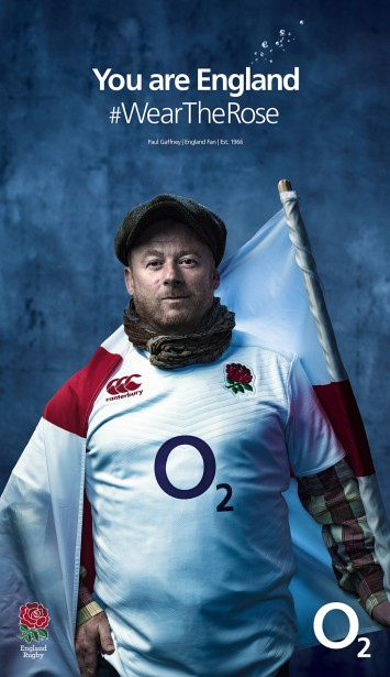 Jim Fiscus' Series for #WearTheRose
