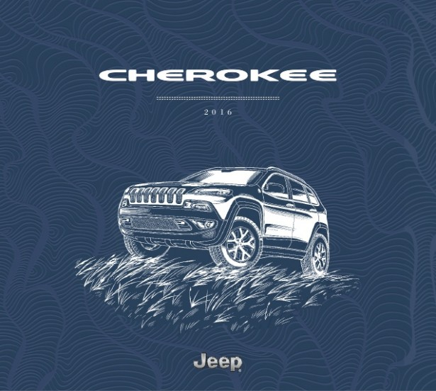 Glazier Illustrates Covers For 2016 Jeep Brand Catalogues