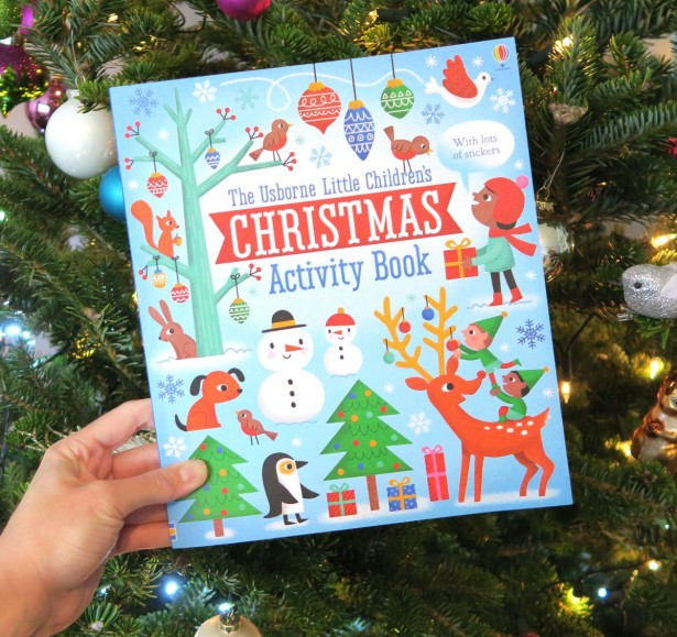 Anni Betts Works On Christmas Themed Book For Little Children