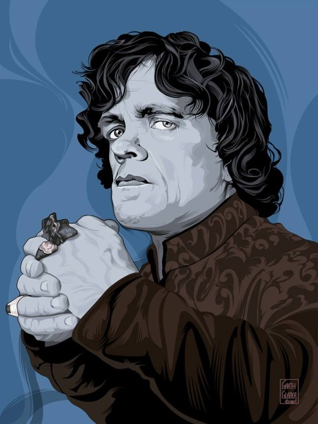 Garth Glazier :: Game of Thrones First in a Series