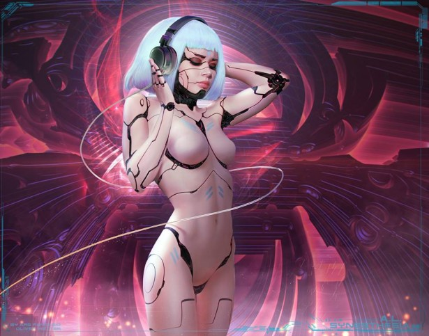 "Oliver Wetter Adds New Work to ""Android Legacy"" Series"