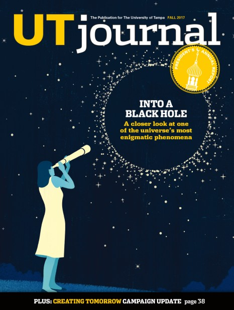 A Journey to the Black Hole