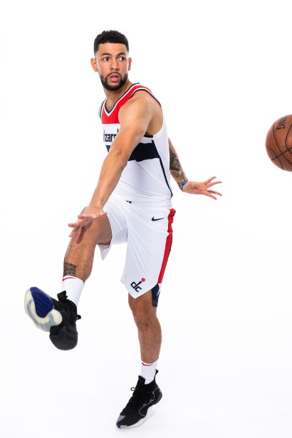 Austin Rivers joins the Washington Wizards
