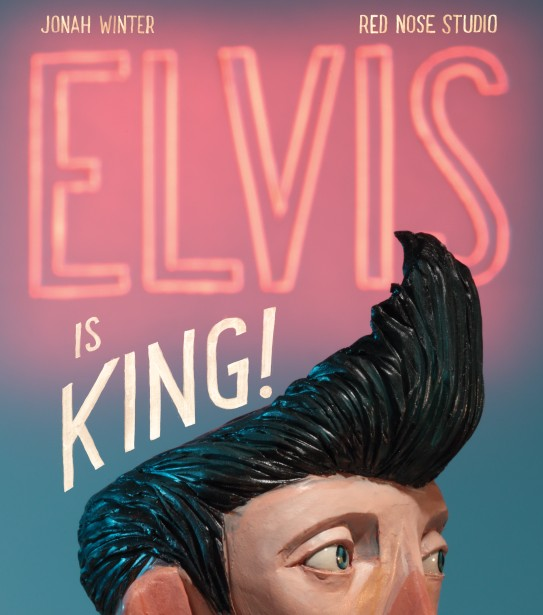 """Red Nose Studio Shows Why Elvis Is Still KING!"