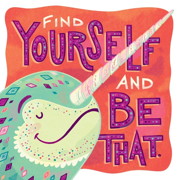 Betts Illustrates Quirky And Inspiring Narwhal Calendar