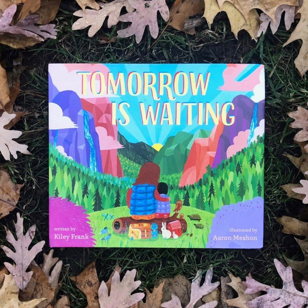 "Pre-Order Your Copy of ""Tomorrow is Waiting"""