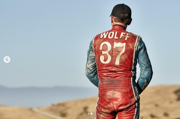 Watson Shares Photos of Superbike Veteran, Thad Wolff