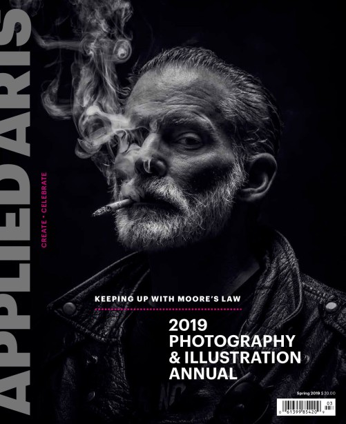 ORDEAL Makes the Cover of Applied Arts Annual!