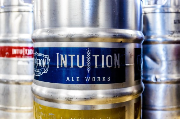 Ryan Ketterman for Intuition Ale Works