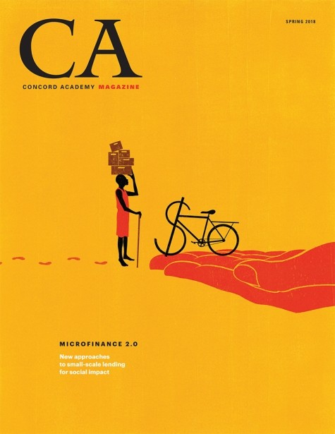 Bejar's Cover Illustration for CA Magazine Wins Annual Award