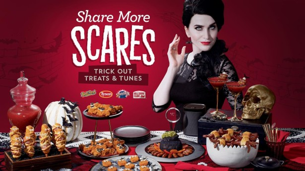 "Predko Shoots ""Share More Scares"" Campaign for Tyson Foods"