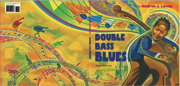 "Gutierrez Illustrates ""Double Bass Blues"" Picture Book"