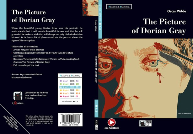 "Illustrator Ivan Canu's ""Dorian Gray"" Picture Book"