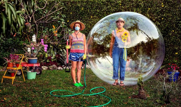 "NBC6 Interviews the Kamper's About ""Redneck Bubble Boy"" Series"