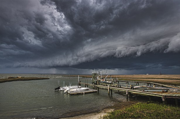 Mattei Photographs An Approaching Storm