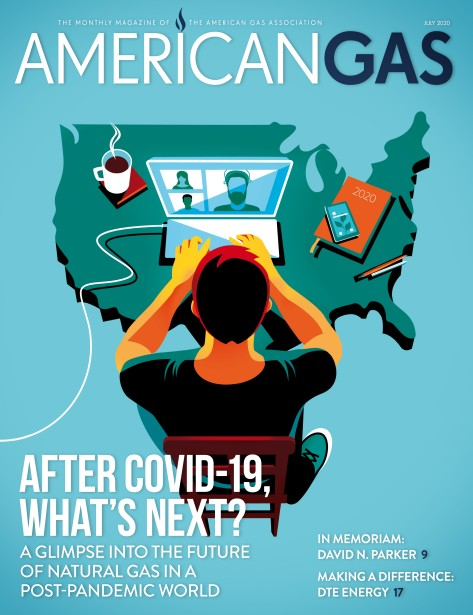 "Daria Kirpach's ""After Covid-19 What's Next"" Illo"