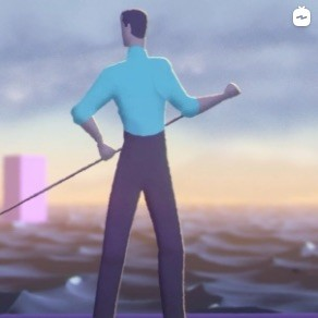 Jon Krause's Illustrations for Animated Deloitte and Salesforce Video