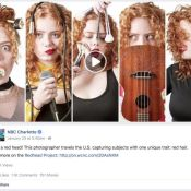 NBC Boosts Awareness for Barraclough's Redhead Project