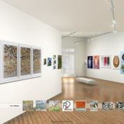 Cornelius Exhibits At Virtual Gallery Group Show