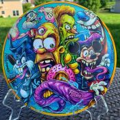 Super Color Discraft Buzz Disc