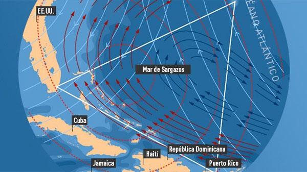 Un científico habría resuelto el misterio del Triángulo de las Bermudas - 1