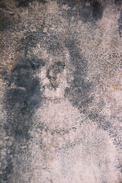 Las espeluznantes caras de Bélmez - 1
