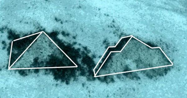 ¿Pirámides sumergidas en inmediaciones de las Bahamas? - 1