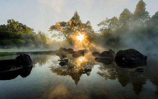La leyenda era cierta: hallan un río de agua hirviendo en la selva amazónica - 1