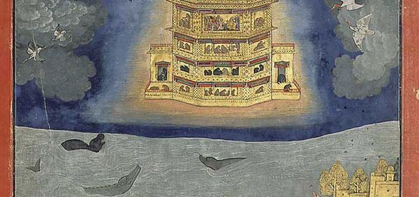 Vimanas, las máquinas voladoras del hinduismo que muchos consideran ovnis - 1